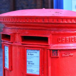 A shared mailbox