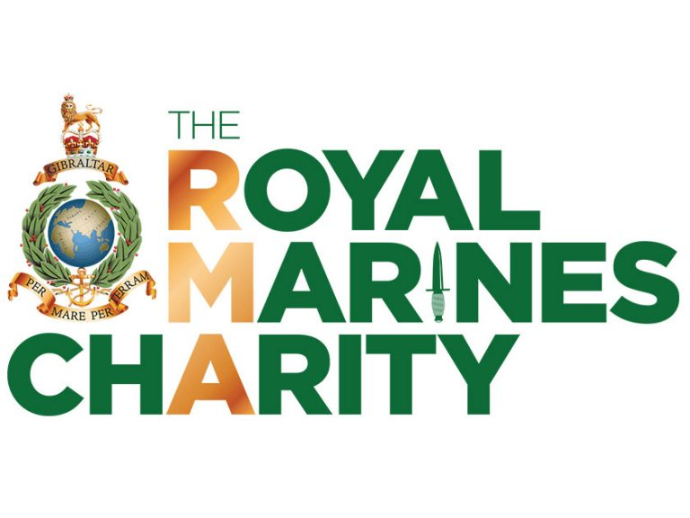 Royal Marines Charity Logo a loyal and valued customer of Microsoft Outlook app. Purple | Certified Apple IT Support.