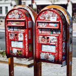 Red Mailboxes. Adding shared mailboxes to Microsoft Outlook 2016