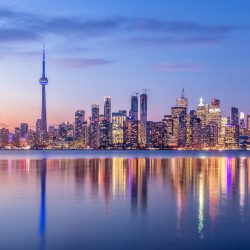 Toronto, Ontario. Purple | Certified Apple IT Support Canada location.