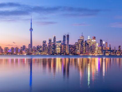 Toronto, Ontario. Purple | Certified Apple IT Support Canada location.