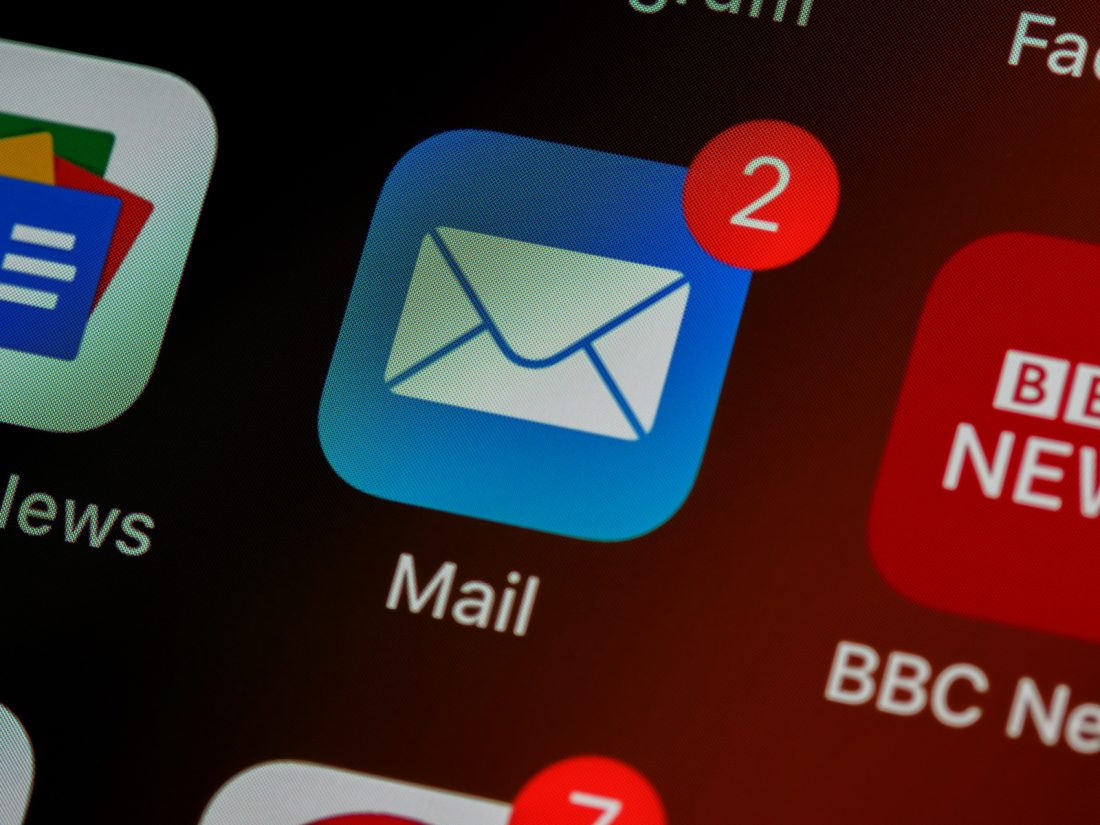Apple email icon